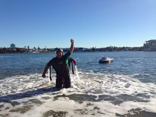 Jetpack Flyboard Adventures: OFF THE PLANET