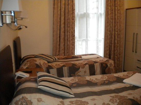 The Belvedere : chambre