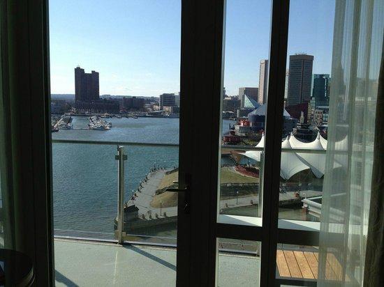 Four Seasons Baltimore: View
