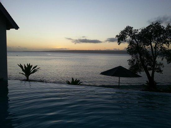 Villa 25: nos couchés du soleil