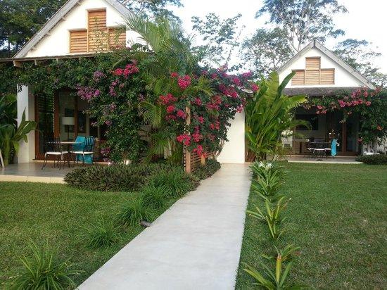 Villa 25: les deux villas que nous avons loué