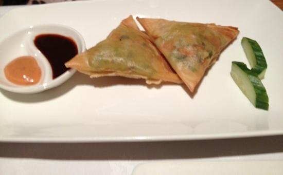 Bengal Brasserie: amazing starter