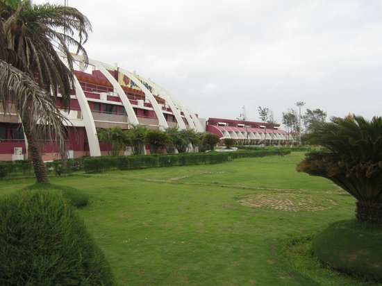 Rose Valley Manadarmoni Beach Resort: hotel