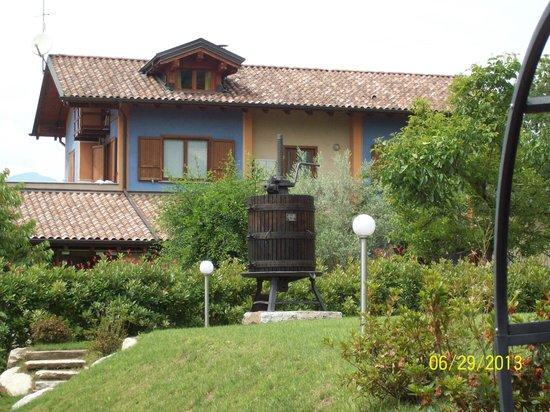 Il giardino e il ristorante picture of il cucchiaio di - Il giardino di legno ...