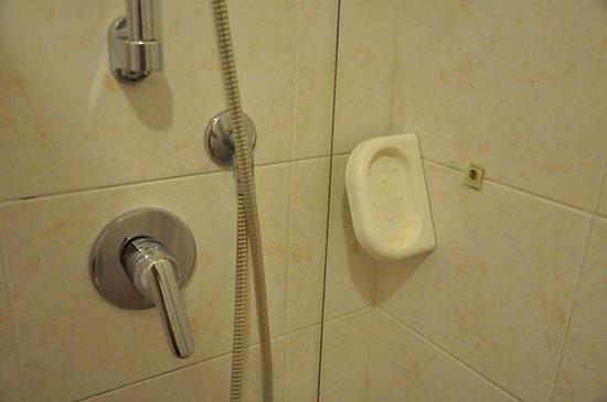 Hotel Kursaal Ausonia: Porte savon