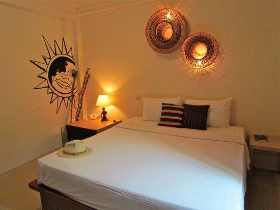 Viva Hotel : Single or double room