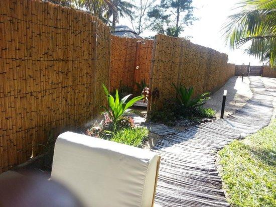 Barra Beach Club: Presidential suite private path to the beach