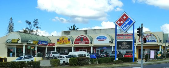 Airport Clayfield Motel : Fast Food options within 50m of motel