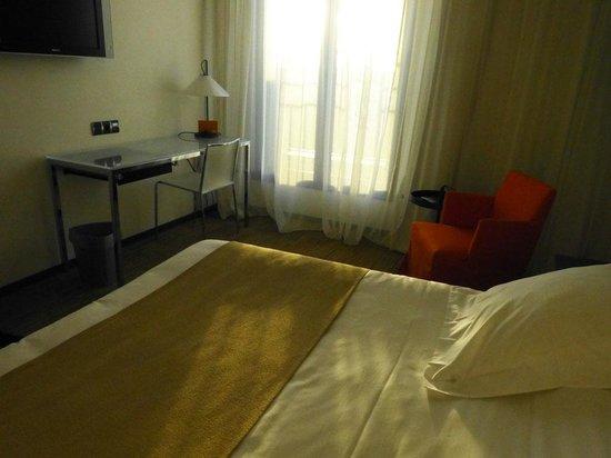 BEST WESTERN Masqhotel : The room