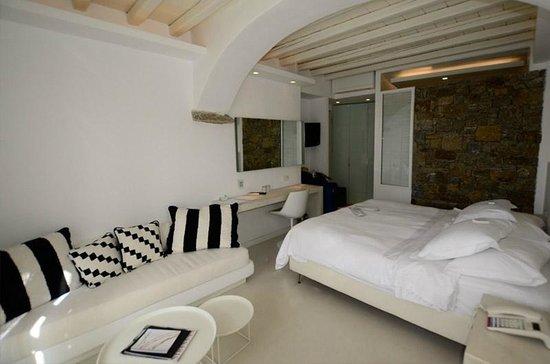 Semeli Hotel: Superior Room