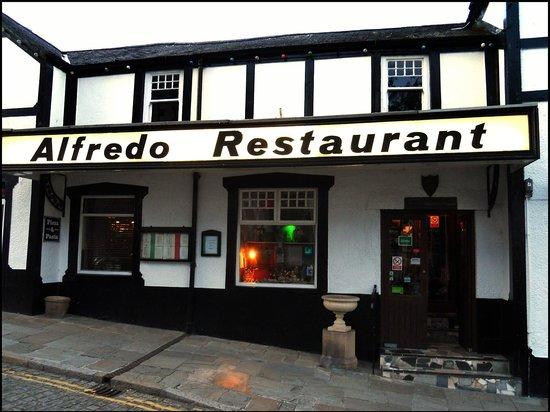 Alfredo Restaurant: Alfredo's Conwy.