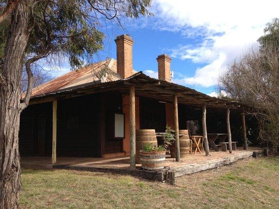 Pieter van Gent Winery & Vineyard: Bushman's Cottage