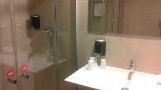 Hotel H2 Ávila: Baño