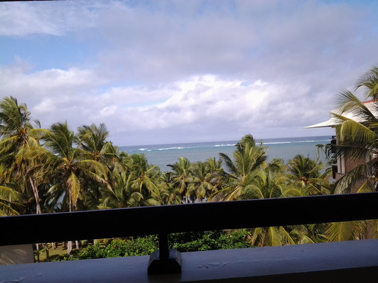 Mombasa Continental Resort: Sea view from the room