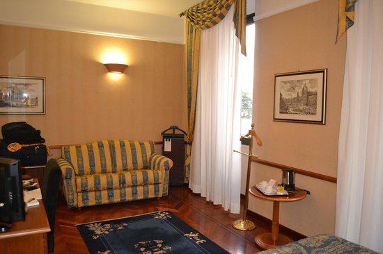 Ambra Palace Hotel : Room No. 304