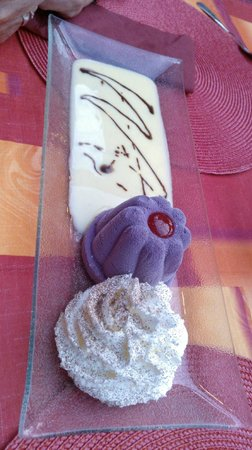La Dime: le kouglof glacé !!!! Mmmmmmh