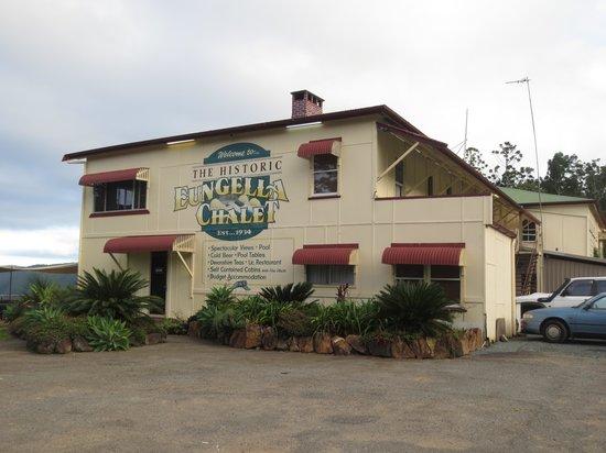 Eungella Chalet: Panorama hotel