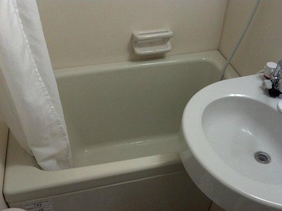 Comfort Hotel Tokyo Kanda: ユニットバス