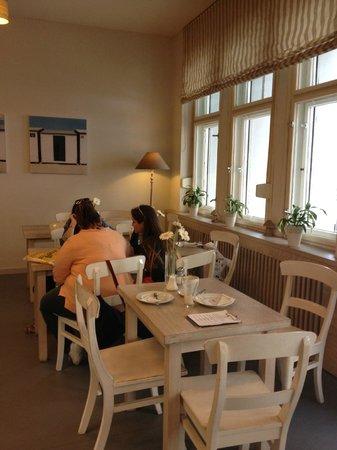 Restaurant Alpenstueck: The decor
