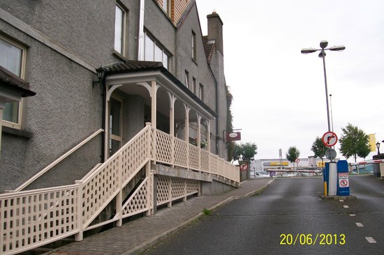Maudlins House Hotel: Entrance to Hotel