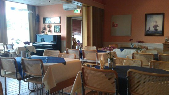 Almaas Hotell Stord: Dining area