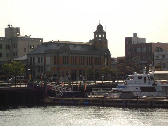 Moji Port Retro Kaiyo Plaza: 海峡プラザの写真その1