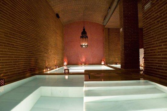 Aire De Almeria : Baño de agua templada y caliente