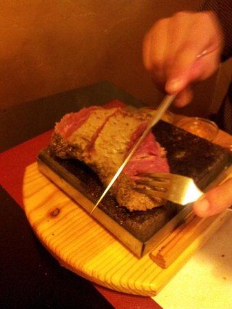 the hot stone grill alicanten ravintola arvostelut tripadvisor. Black Bedroom Furniture Sets. Home Design Ideas