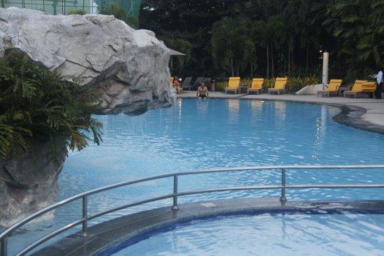 Swimming Pool Picture Of Marco Polo Plaza Cebu Cebu City Tripadvisor