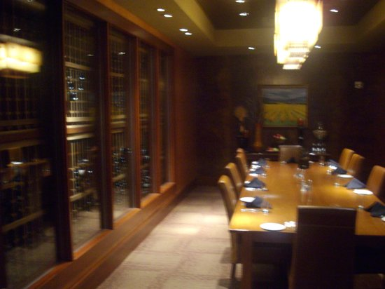 Hilton Alexandria Mark Center: RESTAURANT