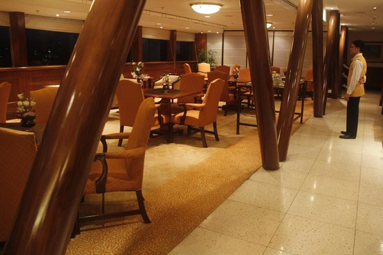 Marco Polo Plaza Cebu: Continental Club Lounge