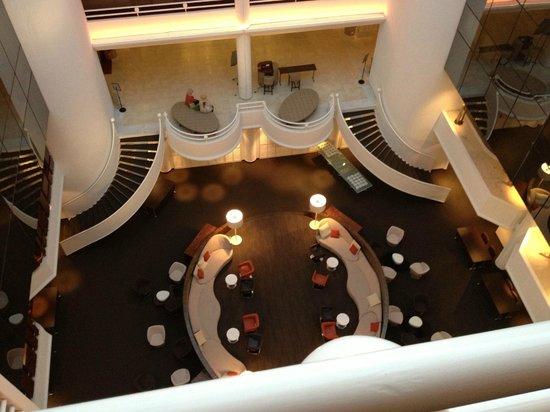 AC Hotel by Marriott Ambassadeur Antibes- Juan les Pins : hall