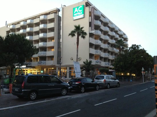 AC Hotel by Marriott Ambassadeur Antibes- Juan les Pins : hotel