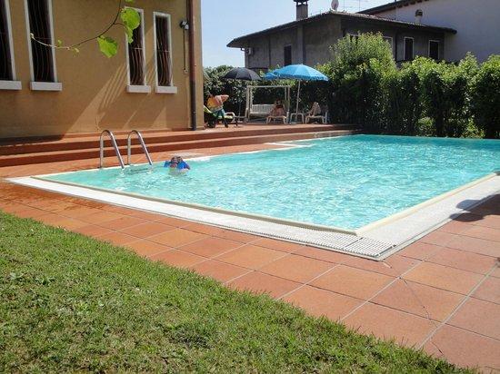 Hotel Chiara Sirmione: zona relax