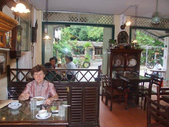 Thai Hotel Nakhon Si Thammarat: Hao Coffee