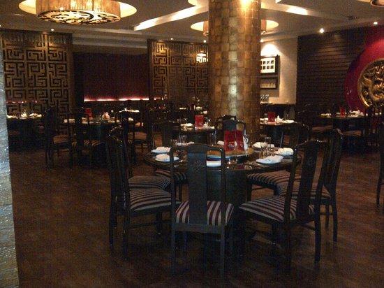 Mainland China: Restaurant Layout