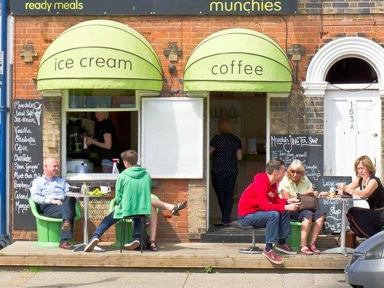 Munchies, Aldeburgh
