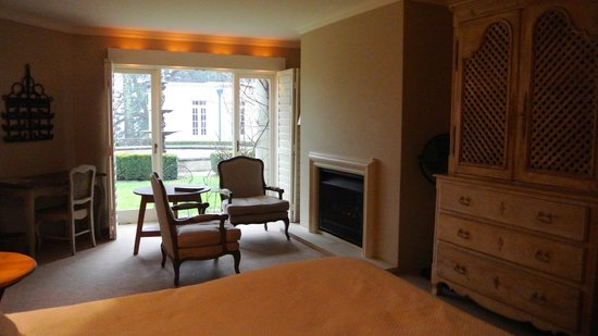 Milton Park Country House Hotel & Spa: our room