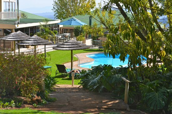 The Hydro at Stellenbosch: Outdoor relaxation
