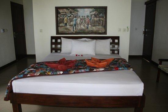 Bali Dream House: chambre