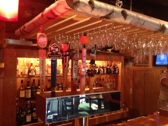 Mad River Grill: Craft beer on tap