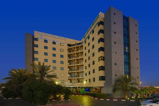 Arabian park hotel dubai united arab emirates hotel for Best value hotels in dubai