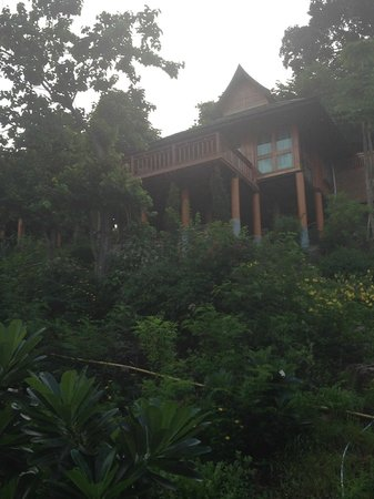 Phi Phi The Beach Resort: Our Bungalow