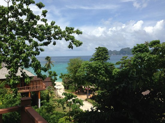 Phi Phi The Beach Resort: Our TreeHouse View