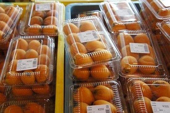Sakurajima Michi-no-Eki: ここで販売していた枇杷が美味しかったです。