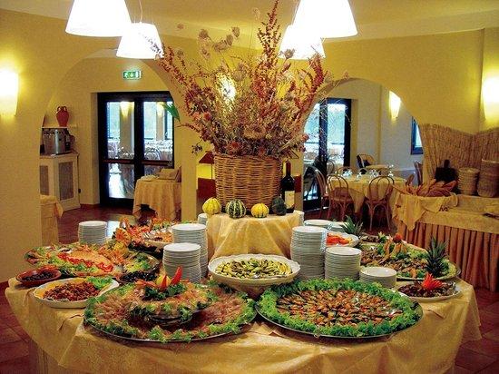 iGV Club SantaClara : La ristorazione