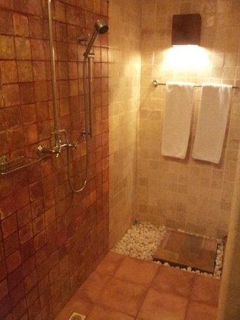 Bandos Maldives: Shower number 1