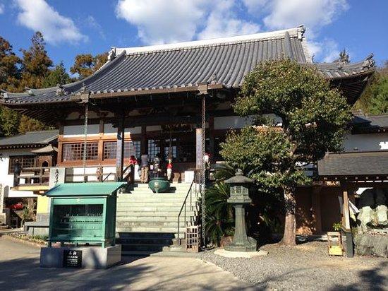 Jurakuji Temple: 本堂