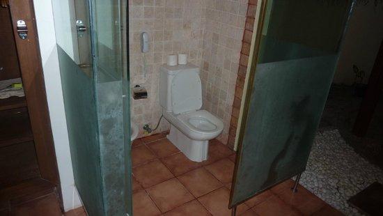 Bandos Maldives: Toilet