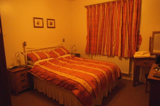 Oakfield House B & B: Double room